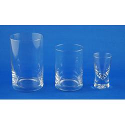 Set mit 18 Gläsern