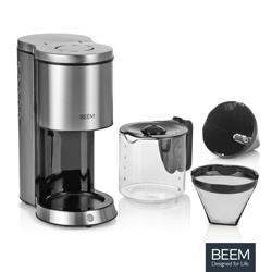 Filterkaffeemaschine aus Edelstahl