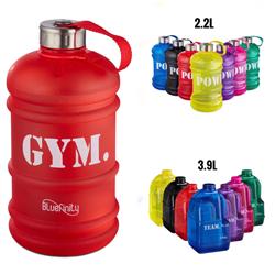 Wasserflasche für Sport in XXL