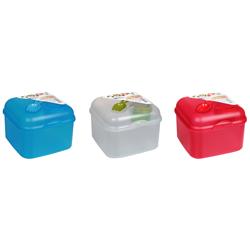 Salat Box aus Kunststoff